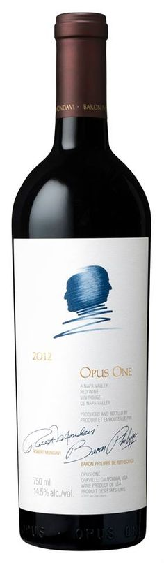Opus One 2012 – Napa Valley