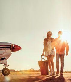 A verdadeira sensação de liberdade! #Malas #Viagens #Travel #ElCorteInglés