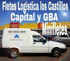 LOGISTICA LOS CASTILLOS: Fletes Logistica Los Castillos