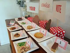 Plan a Christmas Cookie Exchange - details here