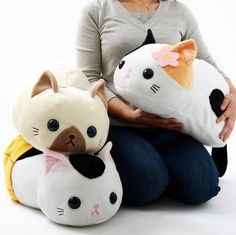 Tsuchineko Utage Plushies (Big)