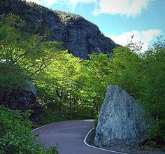 """Notch Road. Vermont. Scariest """"two-lane"""" road in the North East."""
