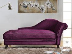 Succombez aux charmes de la méridienne BOUDOIR: assise confortable, esprit chic…