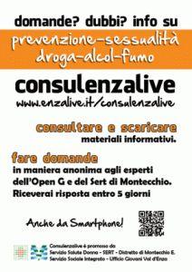 Si ampliano le aree di consulenza online rivolte ai giovani della Val d'Enza disponibili su Consulenzalive la sezione di Enzalive rivolta alla consulenza online.