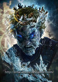 Joffrey Baratheon by ertacaltinoz.deviantart.com on @DeviantArt