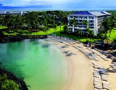 Hawaii Hotels - 5 Star Luxury Resort in Hawaii Big Island - Fairmont - The Fairmont Orchid, Hawaii, has kids club. $519 per night