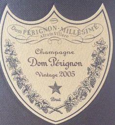 2005 Moët & Chandon Champagne Cuvée Dom Pérignon