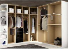 Compra en Mobiprix el armario vestidor rinconero modelo Badalona