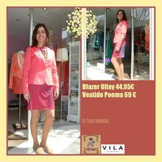 #VILA El Blazer de Temporada, en Corazonhadas