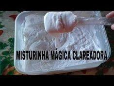 Misturinha mágica clareadora ..❤ - YouTube