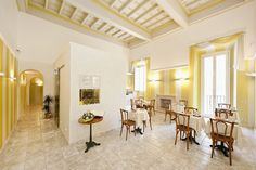 Relais Maddalena Camere In Roma - The breakfast room