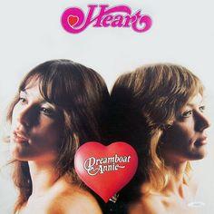 Heart - Dreamboat Annie (1976) LP