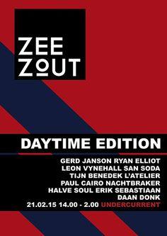 21 Feb 2015 #zeezout day and night #amsterdam