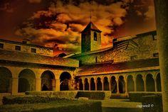 Claustro Catedral Romanica de La Seu de Urgel 02