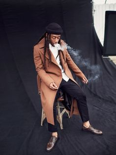 Fall's 15 Most Beautiful Top Coats, Worn by James Harden, Edgar Ramire | GQ