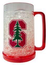 Duckhouse NCAA Stanford Cardinal Crystal Freezer Mug
