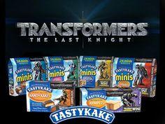 Win a Year's Supply of Tastykake Treats