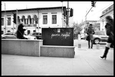 Pune suflet / 18 martie 2015/ calea Victoriei Foto: Gulia production