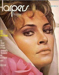 Raquel Welch - Harper's Bazaar Magazine Cover [United Kingdom] (June 1969)