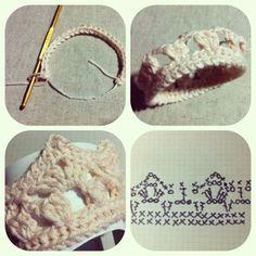 Couronne au crochet Qu'est-ce cual the virus Corona? The trojan Corona (Corona) est not great Crochet Crown, Crochet Cap, Crochet Bunny, Crochet Flowers, Crochet Toys, Crochet Stitches Patterns, Crochet Patterns For Beginners, Knitting Yarn, Baby Knitting