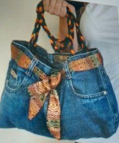 Bolsa calça