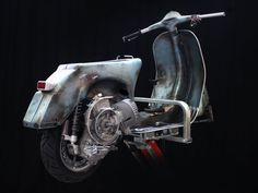 Superlow Series Rawstyle 15028 | Custom Vespa Galerie | CUSTOM VESPA | Scooter & Service Custom Vespa, Vespa Scooters, Motorcycle, Vehicles, Motorcycles, Car, Motorbikes, Choppers, Vehicle