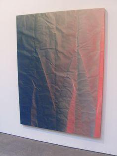 ART BLOG ART BLOG: Tauba Auerbach: Float @ Paula Cooper