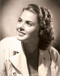 Esther Ralston  Evelyn Brent  Hedy Lamarr  Bette Davis  Anita Page  Jane Wyman  Helen Vinson  Norma Shearer  Elizabeth Allan  Ingrid Bergman...
