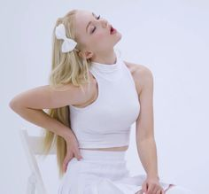 American Apparel Tennis Skirt, Hot Blondies, Blake Lovely, Dove Cameron Style, Chloe, Barbie, Perfect Woman, Pretty People, Chic Outfits