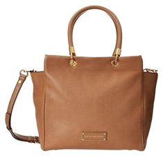 8fe66244d731 BRAND NEW DEPARTMENT STORE QUALITY BAG! Genuine pebbled leather in a classy  and versatile tan