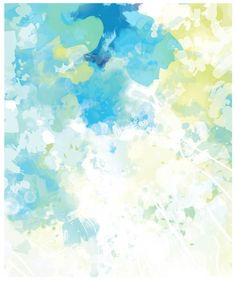 Watercolor background for invitation