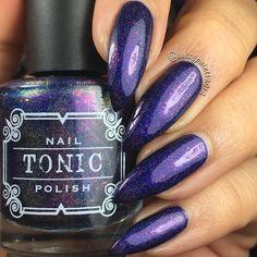 I Dig Your Vibe - Tonic Polish - www.tonicpolish.com