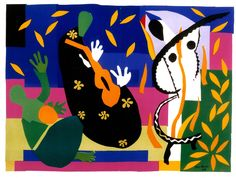 henri matisse collages - Google Search