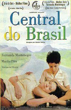 Central do Brasil, Walter Salles - Ate hoje eu so consigo assistir partes
