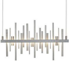 Cityscape LED Pendant | Hubbardton Forge at Lightology