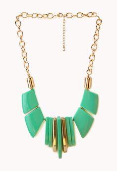 Posh Chunky Bib Necklace - 1000126305 - from @FOREVER.com 21 (USD $11.80).