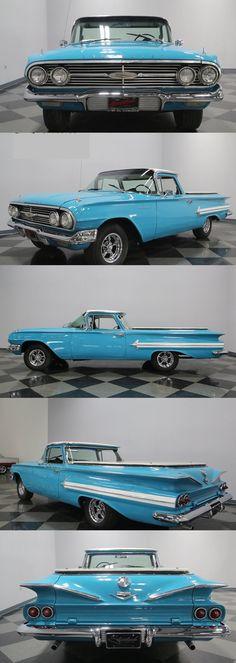 1961 Chevy El camino