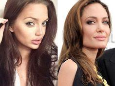 Chelsea Marr Is Angelina Jolie's Doppelganger Angelina Jolie, Teen World, Chelsea, Scottish Women, Normal Girl, Celebrity Updates, Old Hollywood Stars, Look Alike, Hollywood Celebrities