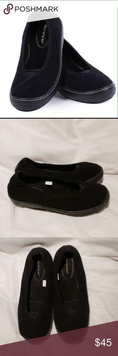65718dd32 Terrasoles Rainier Microfleece Ballet Shoes