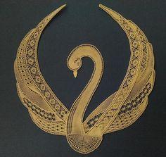 Milanese zwaan, ontwerp Bonny van Bergen