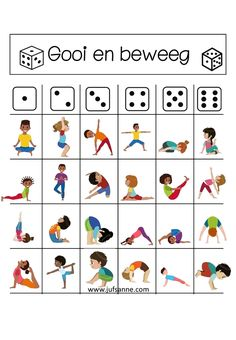 A new trend in your kids' classrooms nowadays. Instead of staring at the board in front, the kids are lying on the floor near their desks practicing yoga Poses Yoga Enfants, Kids Yoga Poses, Yoga For Kids, Exercise For Kids, Gross Motor Activities, Gross Motor Skills, Preschool Activities, Preschool Playground, Elderly Activities