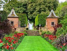 Halcyon Days in the Cotswolds: Part 2 - Private Newport Garden Shop, Home And Garden, Grassland Habitat, Halcyon Days, Gate House, Most Beautiful Gardens, Garden Landscaping, Garden Path