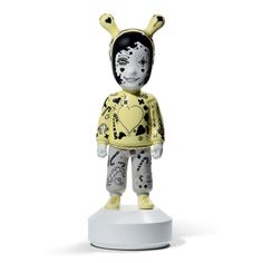 "Figure "" The guest by Jaime Hayon – Big   "" 01007278 Sculptor   in 2012 Size 52 x 19  cm Limited edition 250 pieces"