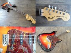 Fender Japan Reissue 72 Stratocaster Scalloped | 7jt