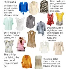 """Soft Natural (SN) - Blouses"" by lightspring on Polyvore"