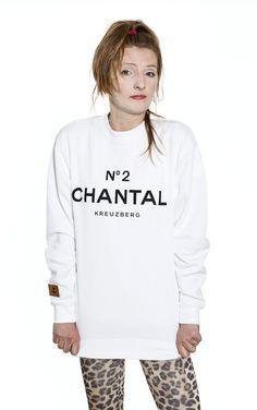 Chantal No. 2    Muschi Kreuzberg