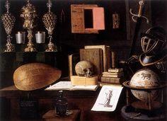 Sébastien Stoskopff (Alemania, 1597-1657), La grande vanité, 1641