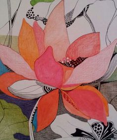 Lilly #Painting