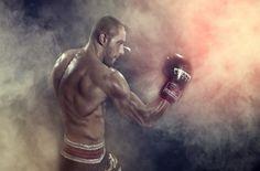 Boxeador by Duke Photography