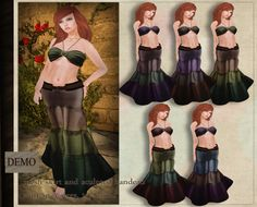 Gor Gurls http://maps.secondlife.com/secondlife/Sweet%20Poison/42/89/1609